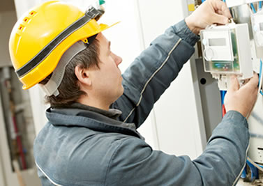 Electrical control panel installation